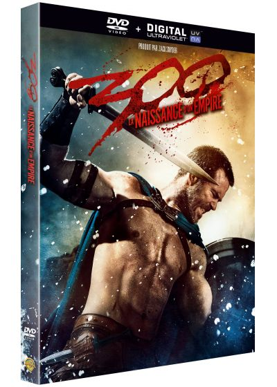 300 : la naissance d'un empire (DVD + Copie digitale) - DVD