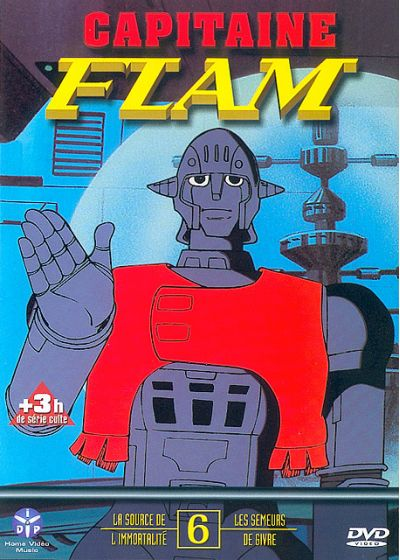 Capitaine Flam - Vol. 6 - DVD
