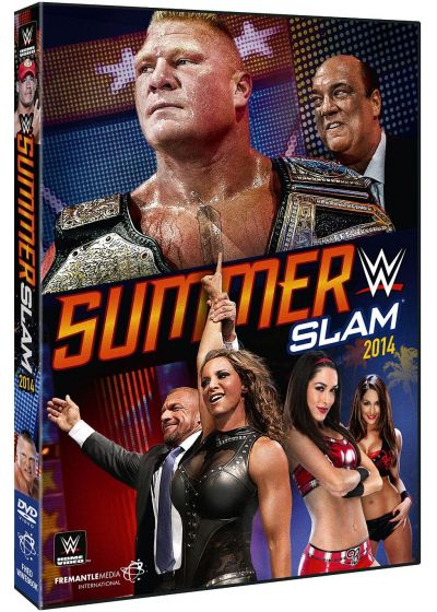 Summerslam 2014 - DVD