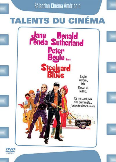 Steelyard Blues - DVD