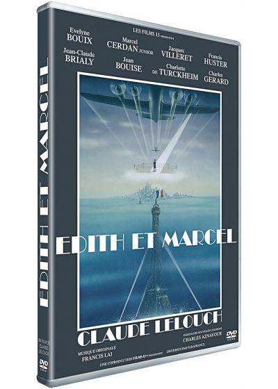 Edith et Marcel - DVD