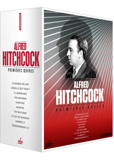 Hitchcock - Premières oeuvres (Pack) - DVD