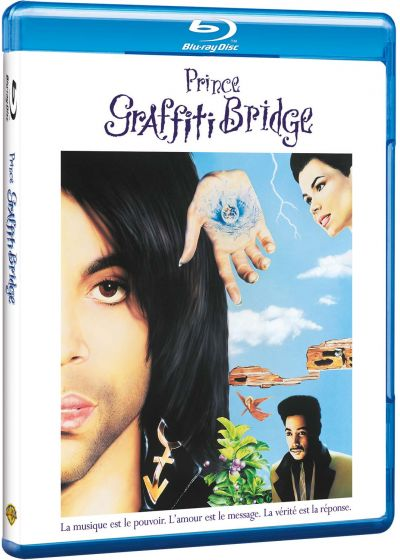 Graffiti Bridge - Blu-ray