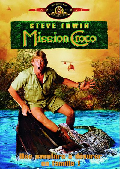 Mission Croco - DVD