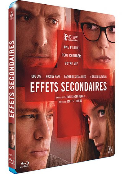 Effets secondaires - Blu-ray