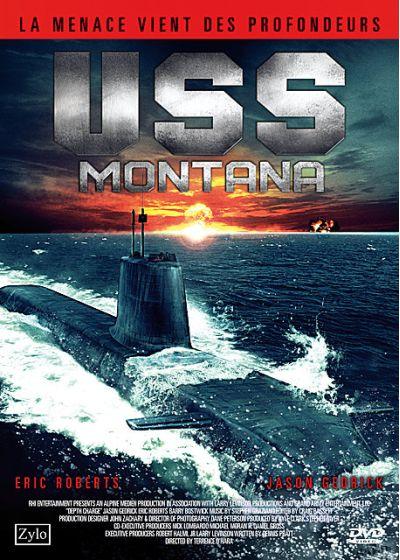DVDFr - USS Montana - DVD