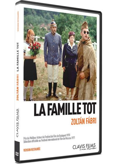 La Famille Tot (Version Restaurée) - DVD
