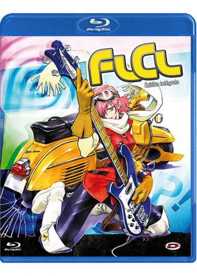 FLCL - Edition Intégrale - Blu-ray