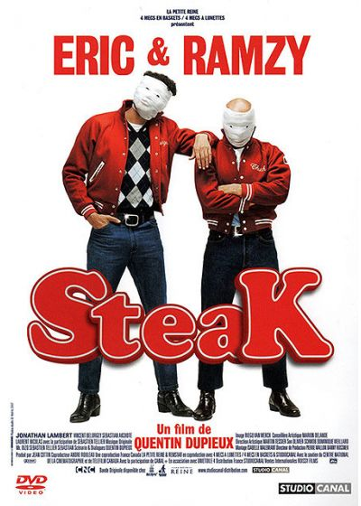 Steak - DVD