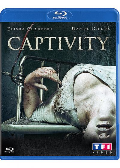 Captivity - Blu-ray