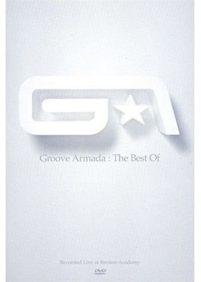 Groove Armada : The Best Of - DVD