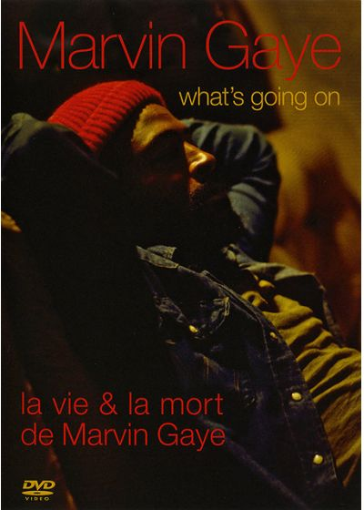Gay, Marvin - What's Going On, la vie & la mort de Marvin Gay - DVD