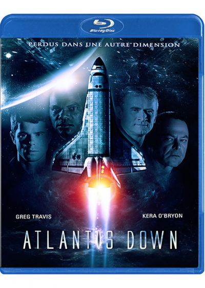 Atlantis Down - Blu-ray