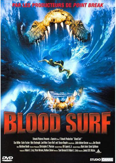 Blood Surf - DVD