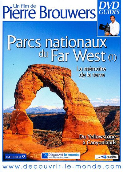 Parcs nationaux du Far West - n°1 - Du Yellowstone à Canyonlands - DVD