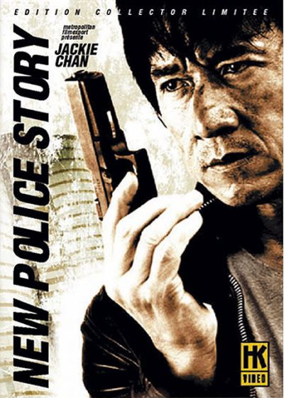 New Police Story (Édition Collector Limitée) - DVD