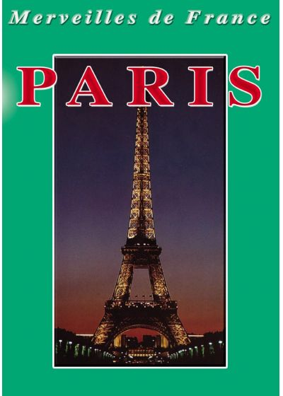 Merveilles de France - Paris - DVD