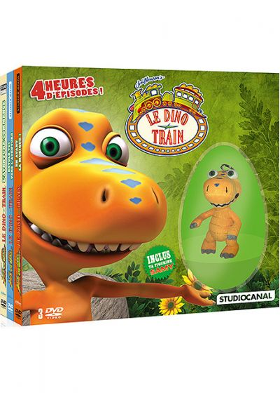 Dino Train - Coffret - Volumes 1 à 3 (Pack) - DVD