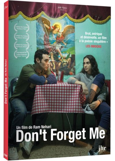 Don't Forget Me - DVD