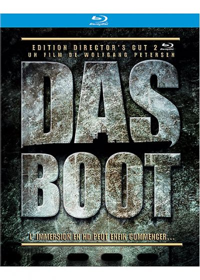 Das Boot - Le Bateau (Director's Cut) - Blu-ray