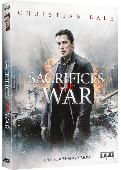 Sacrifices of War - DVD