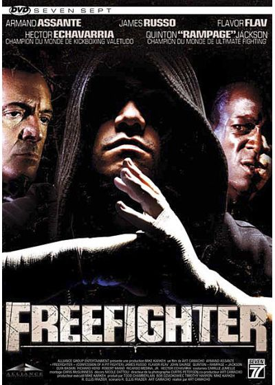 Freefighter - DVD
