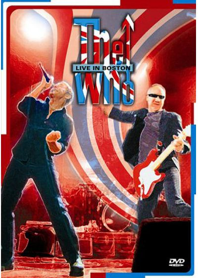 The Who : Live In Boston - DVD