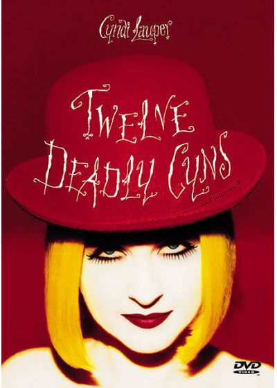 Lauper, Cyndi - Twelve Deadly Cyns ...and then some - DVD