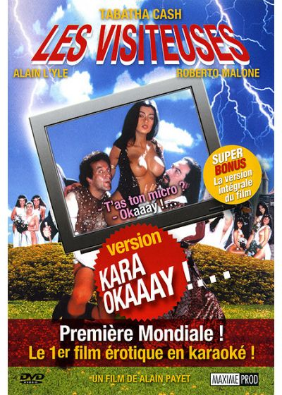 Les Visiteuses - Version karaokaaay ! (Version soft) - DVD