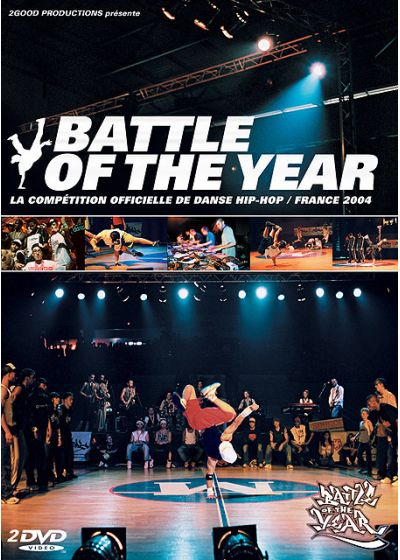 Battle of the Year - France 2004 - DVD