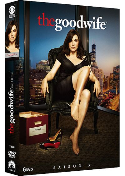 The Good Wife - Saison 3 - DVD