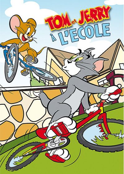 Tom et Jerry - Tom et Jerry à l'école - DVD