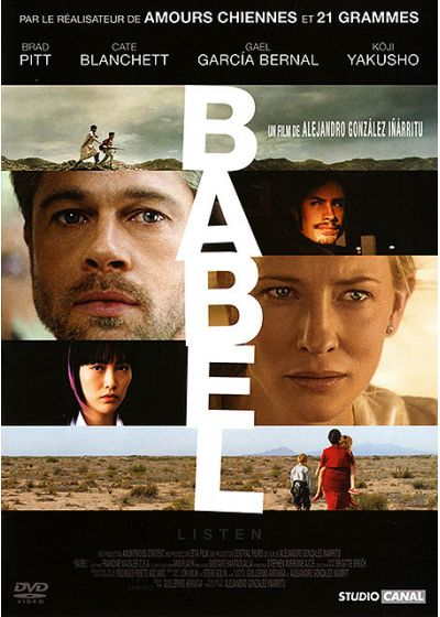 Babel (Édition Simple) - DVD