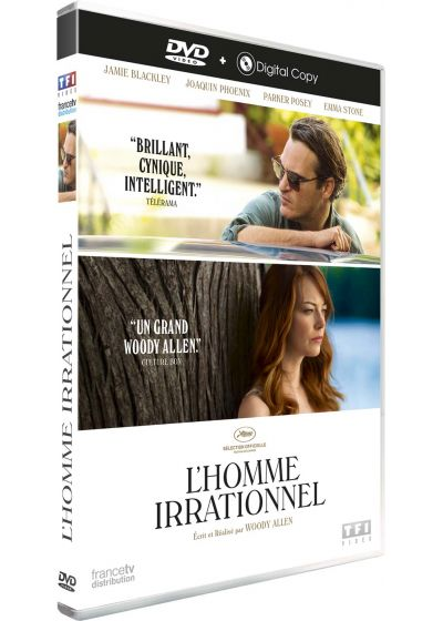 L'Homme irrationnel (DVD + Copie digitale) - DVD
