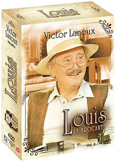 Louis La Brocante - Vol. 6 - DVD