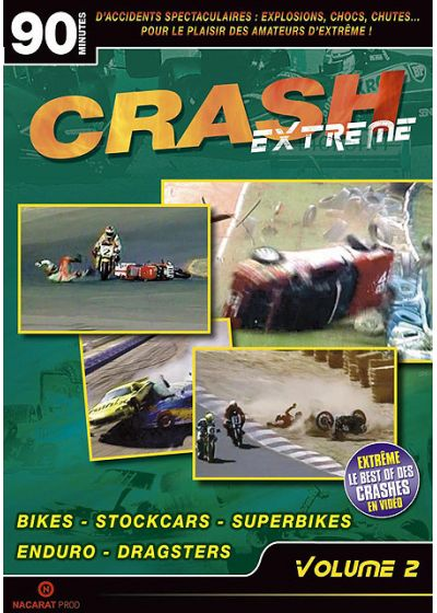 Crash Extreme - Volume 2 - DVD