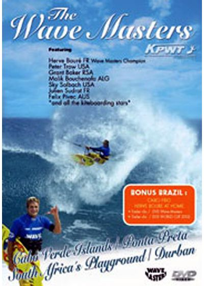 Kiteboard Pro World Tour - The Wave Masters - DVD