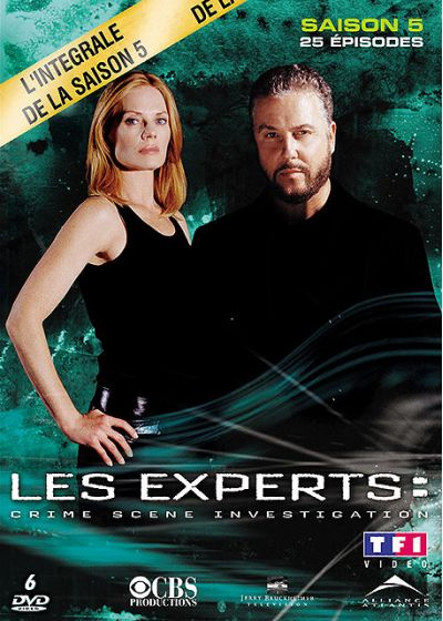 Les Experts - Saison 5 - DVD