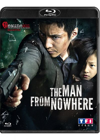 The Man from Nowhere - Blu-ray