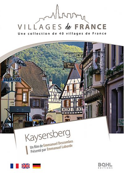 Villages de France volume 19 : Kaysersberg - DVD