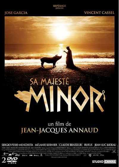 Sa majesté Minor - DVD
