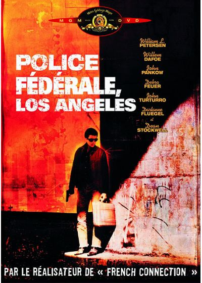 Police fédérale, Los Angeles - DVD