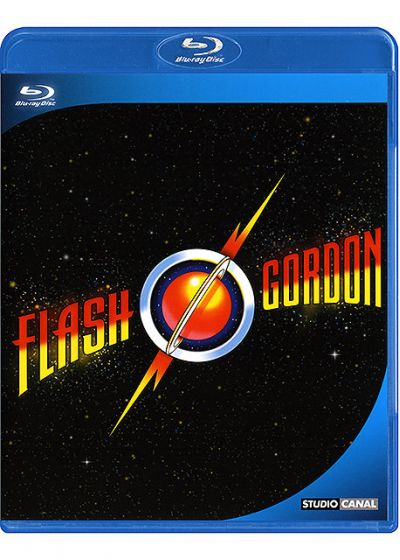 Flash Gordon - Blu-ray