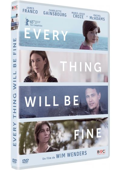 Every Thing Will Be Fine (Édition Double) - DVD