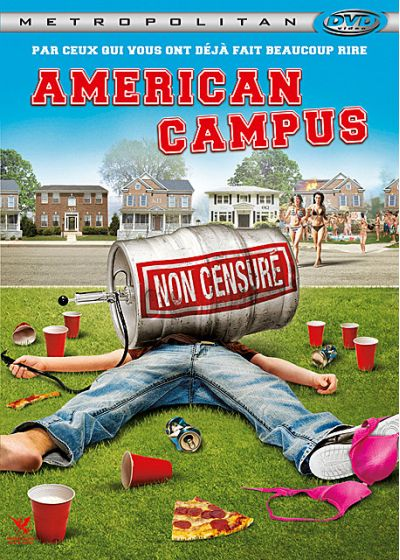 American Campus - DVD