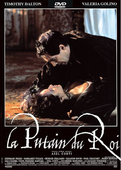 La Putain du roi - DVD