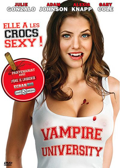 Vampire University (DVD + Copie digitale) - DVD