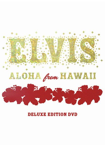 Presley, Elvis - Aloha From Hawaii (Edition Deluxe) - DVD