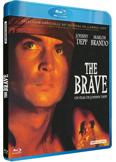 The Brave - Blu-ray