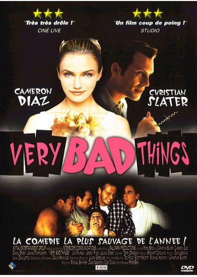 Very Bad Things - DVD